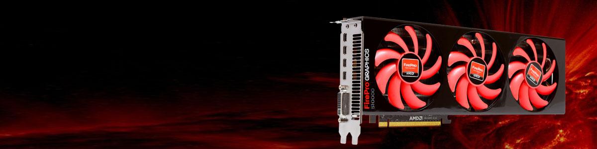 AMD FirePro™ S10000