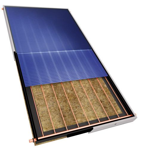 Super Solarbayer Capteur Solaire Silversun 2,02m ² Collecteur &LC_33